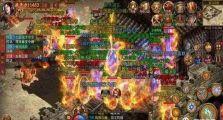 狐月新开超级变态传世里神殿推荐战战组合提升效率