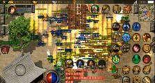 超变态传世的游戏倾国倾城仙印三星在哪里爆出来?