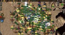传奇世界官网的魔法师轻松干掉战士