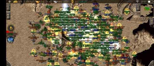 520之不过是复古传奇世界里形式 复古传奇世界 第6张